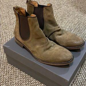 John Varvatos Size 10 Fleetwood Chelsea Boot